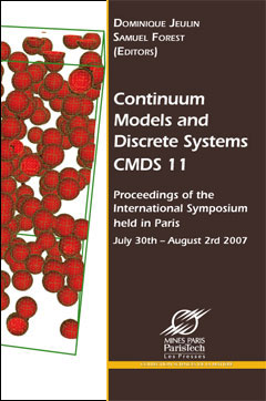 Continuum models and discrete systems-0