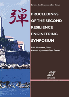Proceedings of the second resilience engineering symposium-0