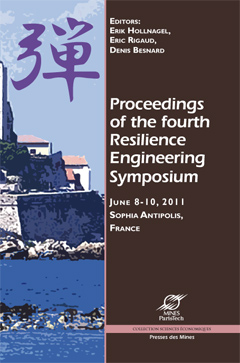 Proceedings of the fourth resilience engineering symposium -0