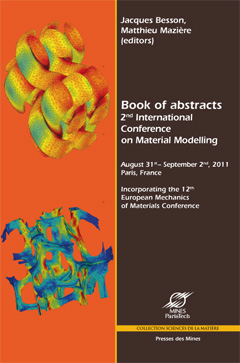 Book of abstracts 2nd International Conference on Material Modelling-0