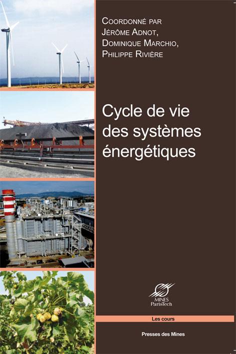 Cycles de vie des systèmes énergétiques-0