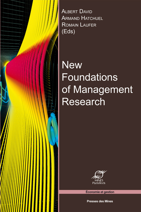 New Foundations of Management Research-0