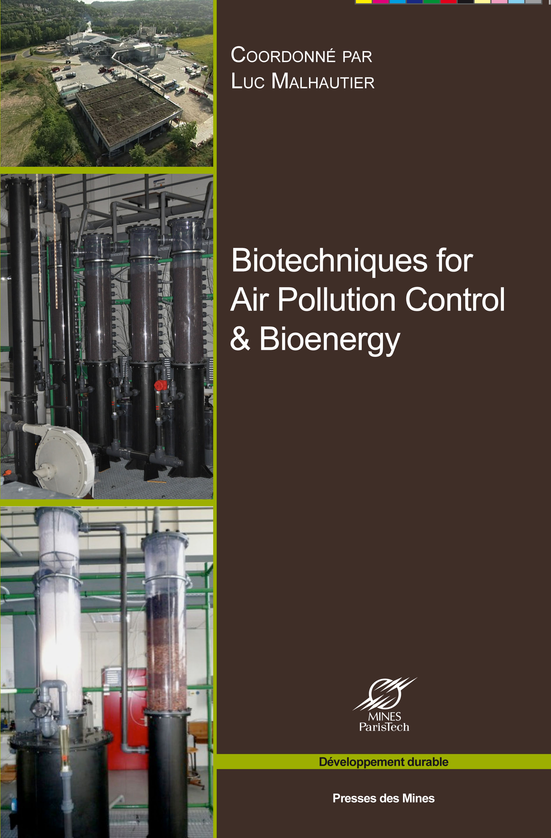 Biotechniques for Air Pollution Control & Bioenergy-0