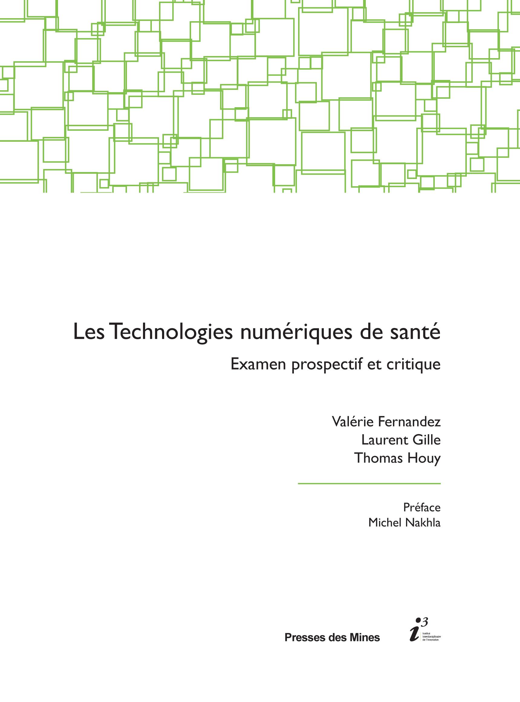 Les Technologies numériques de santé-0