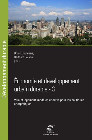 Économie et développement urbain durable 3-0