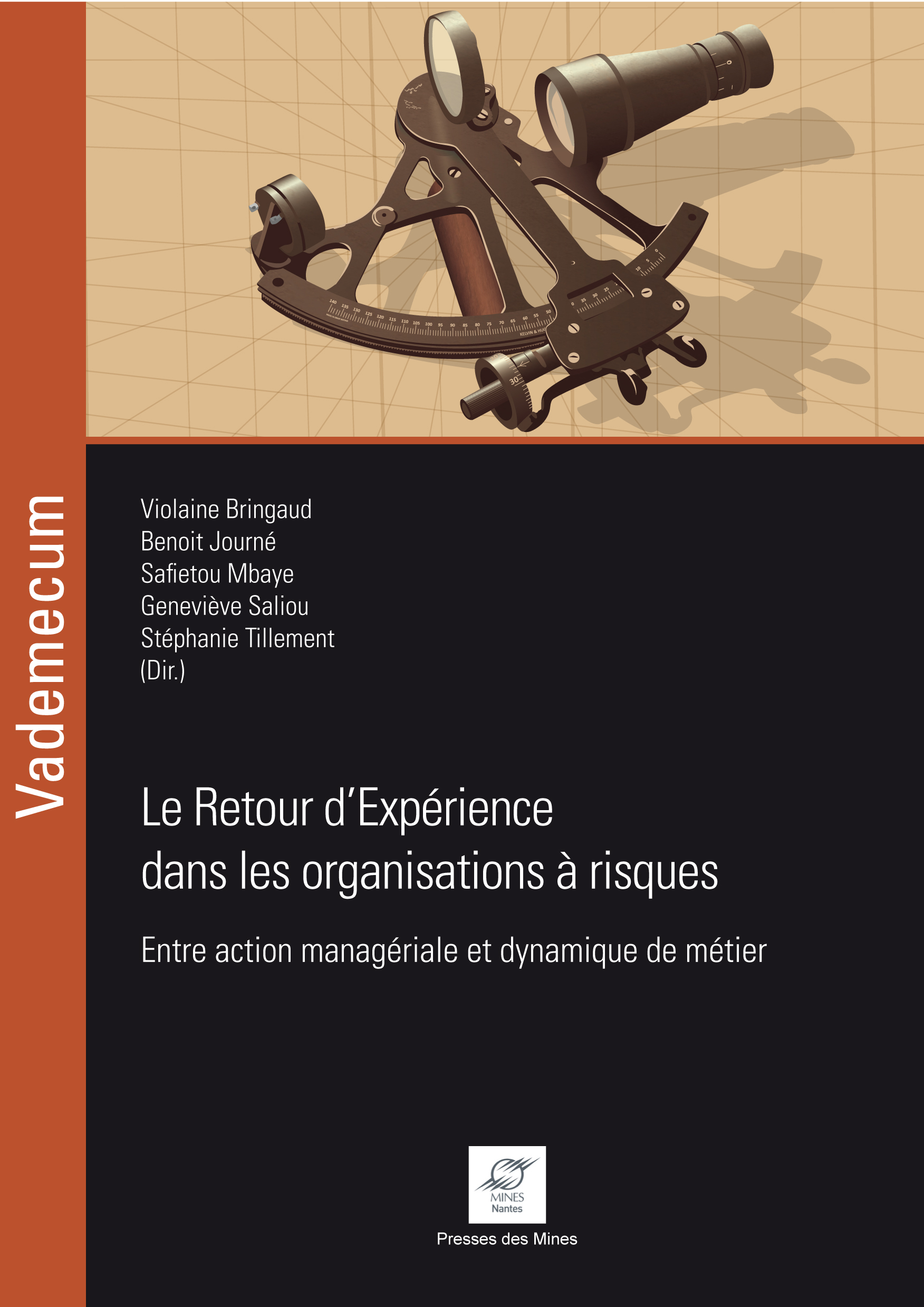 Le Retour d'Expérience dans les organisations à risques-0