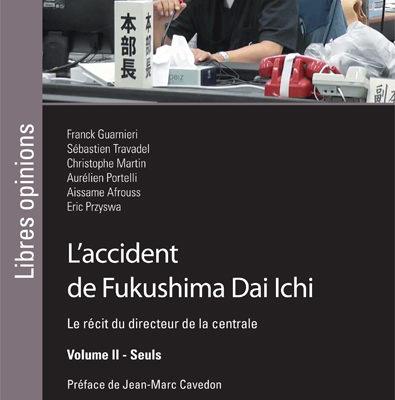 L'accident de Fukushima Dai Ichi: le récit du directeur de la centrale-0